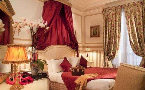 Bienvenue sur le nouveau site de L'Hotel Residence Henri IV