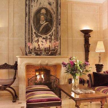 Hotel Residence Henri IV - reception